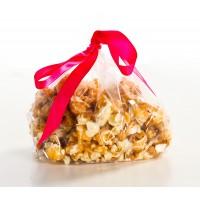 Butterscotch Almond Toffee Coverd Popcorn